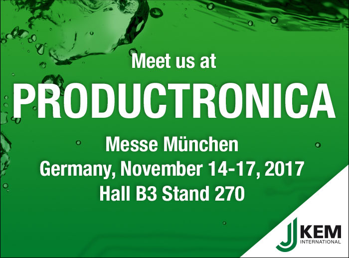 J-Kem at Productronica